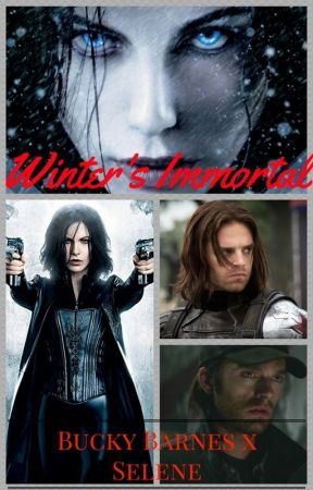 Winter's Immortal (Book one: Crossover within a crossover world) by insaneredhead