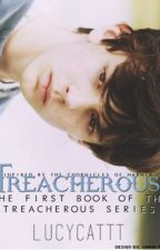 Treacherous: Inspired the Chronicles of Narnia (Editing) by lucycattt