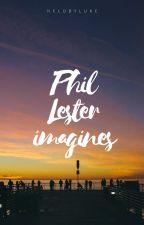 Phil Lester Imagines by heldbyluke