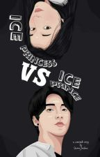 Ice Prince Vs. Ice Princess by queenjealous