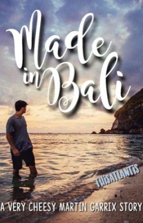 Made in Bali [A Martin Garrix Fanfiction] by thisatlantis