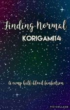 Finding Normal (Solangelo, Percabeth) by korigami14