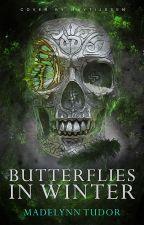Butterflies in Winter by WolvesandMoons