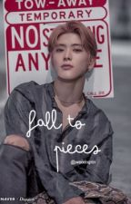 Fall to Pieces, NCT Jaehyun by happyfany