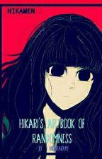 Hikari's Art book of Randomness [REQUESTS CLOSED] by hikariakame