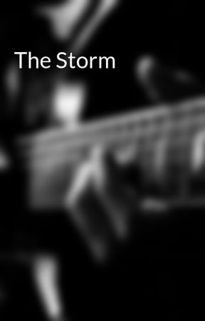 The Storm by SerenaCairns