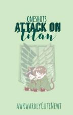 Attack On Titan Oneshots (x reader)  by mintaecool