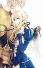 What may become of us(Gilgamesh x saber) by AmyrosabellGrey