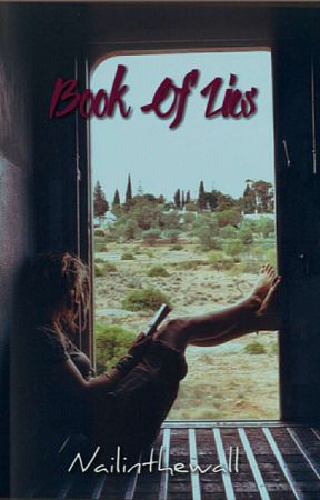 Book Of Lies by nailinthewall