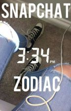 Snapchat Zodiac. by -AlienGirl-