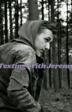 Texting With Jeremy Frieser. by NanoukkHoranx