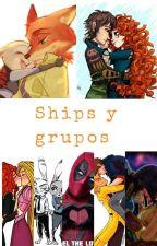 Guia y Opinion de Ship y Grupos de Fanfic by Anarkys75