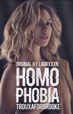 Homophobia • Dinally Version by TrouxaforBrooke