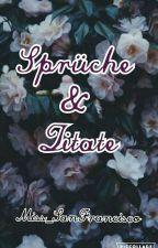 Sprüche & Zitate by Miss_SanFrancisco