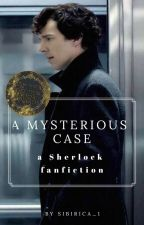A mysterious case (Sherlock) #GoldenAward_2018 by sibirica_1