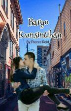 BARYO KUNSINTIHAN NI: JINKY PAULINO by HeartRomances