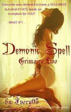 Demonic Spell II by ivory05