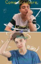 Come scegliere,chi scegliere.Luciano or Marco? by persona_personosa