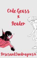 Code Geass x Reader by Morganlawn