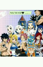 Fairy Tail chat~ by Blaky608