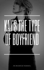 Kai's the type of boyfriend [the GazettE] by Michelle-Taisho14