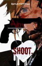 Aim, Shoot. (Prompto x Noctis) by RandomPrince
