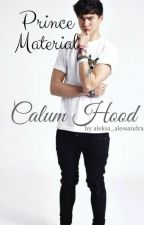 Prince Material II Calum Hood. by aleksa_alessandra