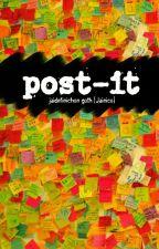 Post-it. [Jaidefinichon Goth //Jainico//] by FlowersForIzuku