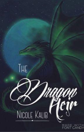 The Dragon Heir by FantasyFr3ak
