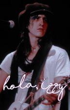 Hola, Izzy. ⇨ Izzy Stradlin. by stradlinsaysno