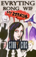 Everything Wrong With: My Immortal by StorySins