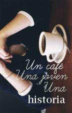 Un café. Una joven. Una historia - [Norman Reedus] by wxnterishere