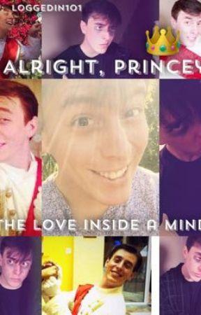 Alright, Princey (Prince x Anxiety / Prinxiety) by LoggedIn101