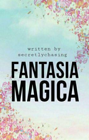 Fantasia-Magica: Unlocking Charms by thesereinnn