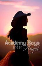 Academy Boys And An Angel by HerHiddenHeart