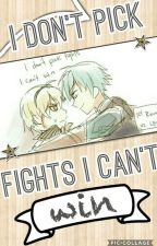 | I don't pick fights I can't win | Fire Emblem | by -KennyLovers