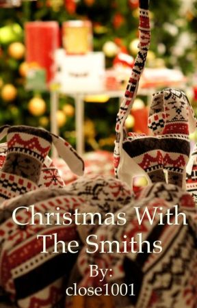 Christmas With The Smiths ON HOLD by close1001
