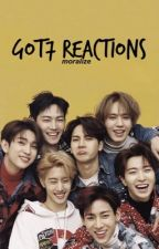 got7 reactions. by moralize