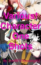 Various!Character One Shot Book by LenBENYoosung02