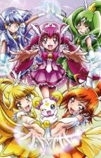 Glitter Force: A New Beginning  by curemarine16