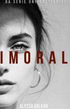 Conde Imoral | Universidade Indecente 02 by AlyssaBalkan
