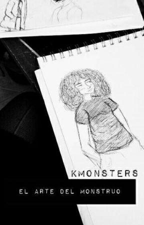 El arte del monstruo | Dibujos by KMonsters