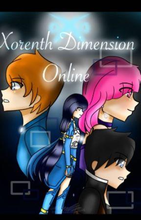 Xorenth Dimension Online by KamikoArt