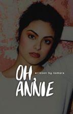 oh, annie ☼ derek hale  by hocusposeys