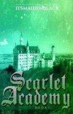 Scarlet Academy   ✔  by acymaxell