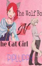 The Wolf Boy & The Cat girl by SyafiqahAidi