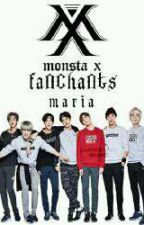 Monsta X Fanchant by muxicydanxe