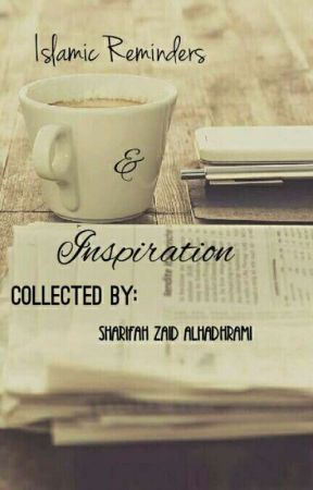 Islamic Reminders & Inspiration by striving_muslimah