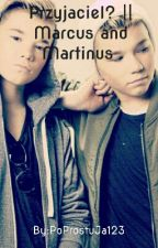 Przyjaciel? || Marcus and Martinus by YourQueen0308