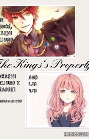 King's Property [Akashi Seijuro x Reader] by StarGamer1289